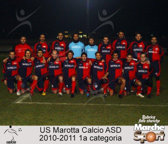 FOTO STORICHE - US Marotta Calcio 2010-11