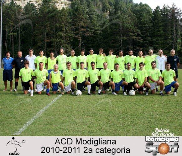 FOTO STORICHE - ACD Modigliana 2010-11