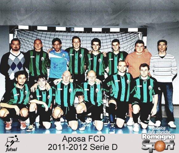 FOTO STORICHE- Aposa FCD 2011-12