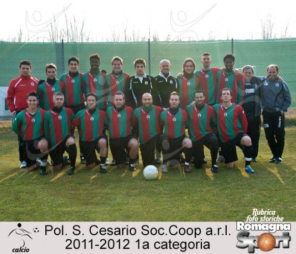 FOTO STORICHE - Pol. San Cesario 2011-12