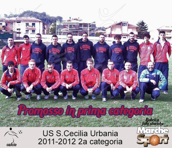 FOTO STORICHE - US Santa Cecilia Urbania 2011-12