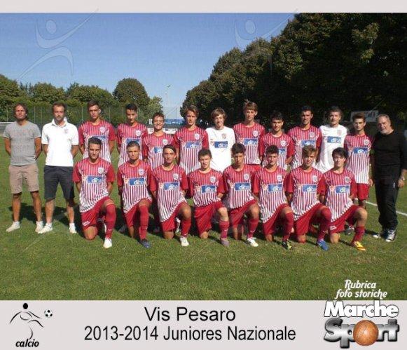 FOTO STORICHE - Vis Pesaro 2013-14 Juniores Nazionale