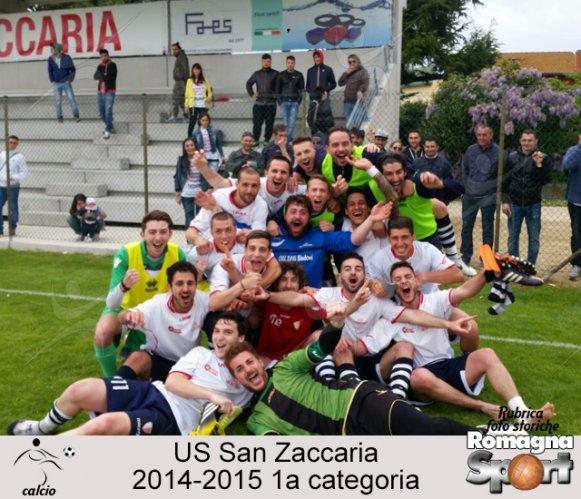 FOTO STORICHE - USD San Zaccaria 2014-15