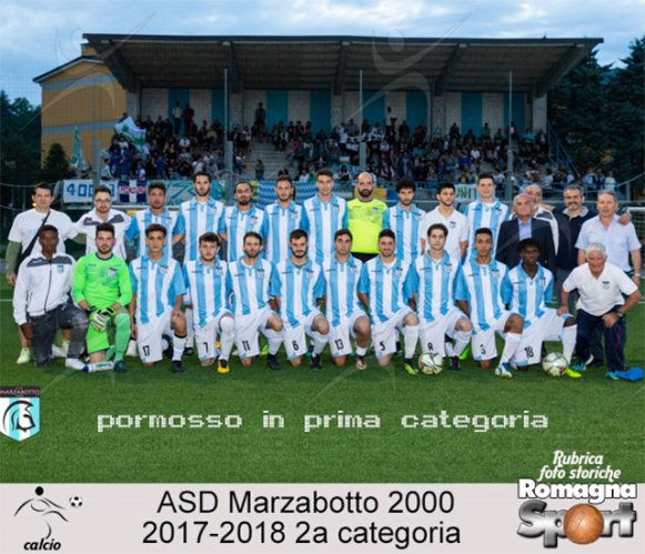 FOTO STORICHE - ASD Marzabotto 2000 2017-18