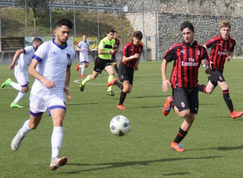 Trofeo Beppe Viola, l'Under 17 LND ko col Milan