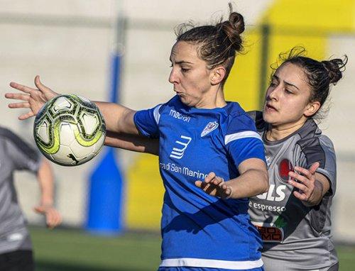 Lady Cittadella vs San Marino Academy 0-1