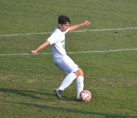Filippo Facchini (Fiorenzuola) convocato in Rappresentativa Nazionale LND Under 18