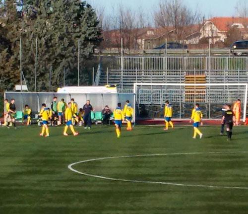 Grosseto vs Santarcangelo 2-5
