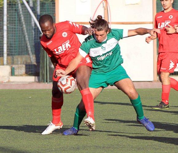 Junior Fiorano vs Real Dragone 1-1