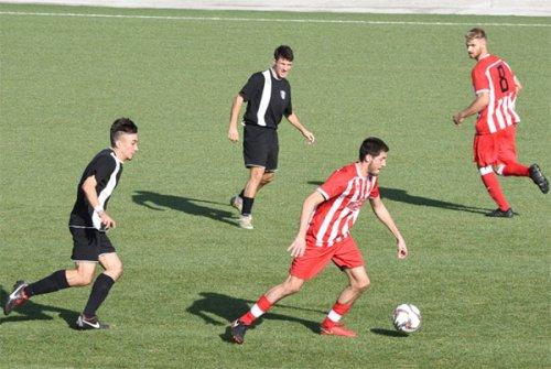Castelfrettese vs Largo Europa L. Bocchini 0-4