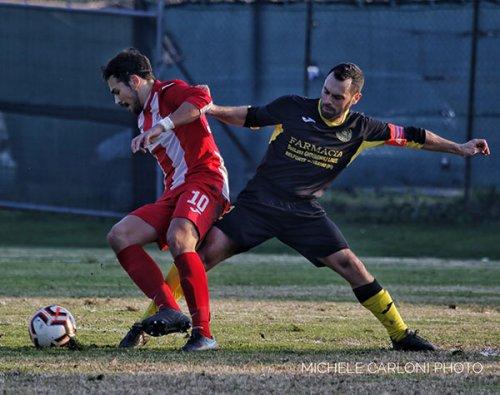 Montanari Glass Casinina vs Real Altofoglia 1-1