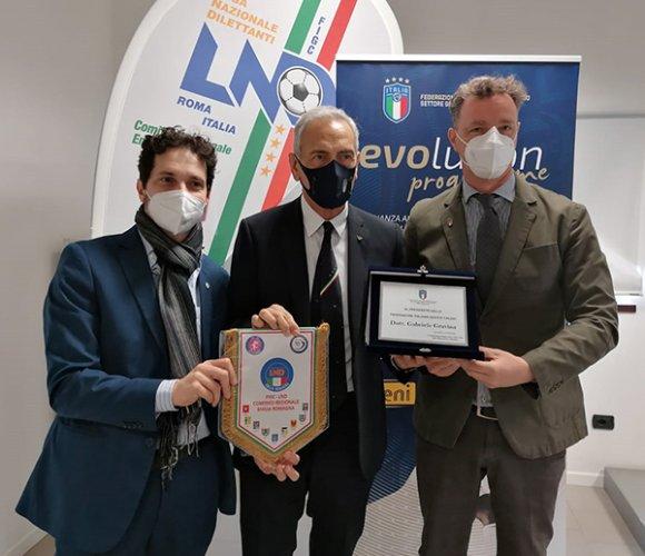 Rizzello confermato Coordinatore Regionale Sgs Emilia Romagna