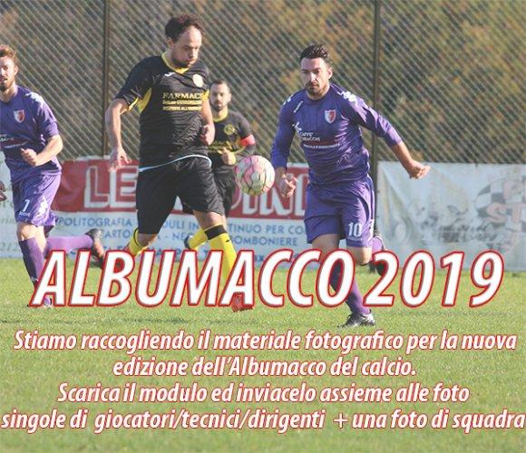 Albumacco del Calcio marchigiano 2019