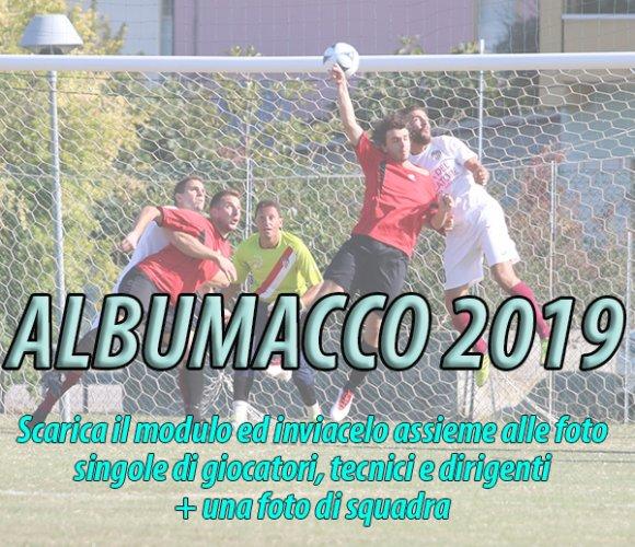 Albumacco del Calcio EmilianoRomagnolo 2019