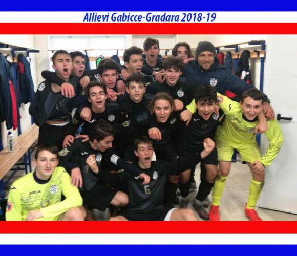 Due vittorie e una sconfitta per le squadre del settore giovanile del Gabicce Gradara