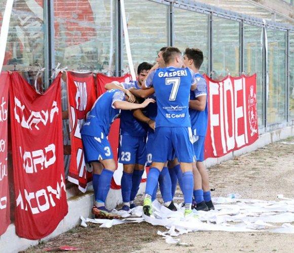 Ancona-Matelica vs Pontedera 2-0