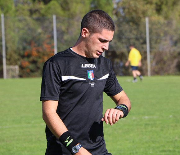 Designazioni Arbitri Emilia Romagna -TERZA CATEGORIA