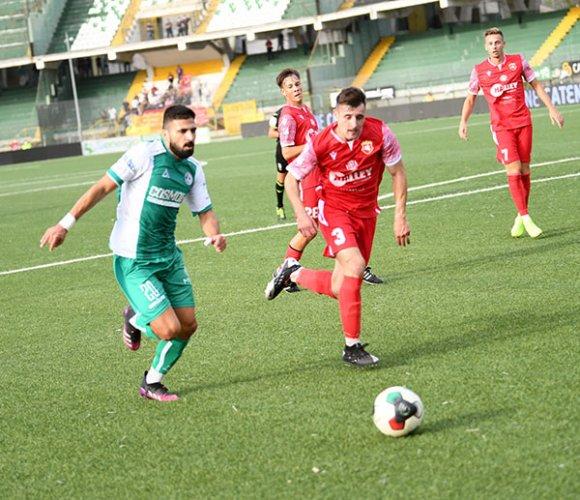 Coppa - Avellino vs Ancona-Matelica 0-1