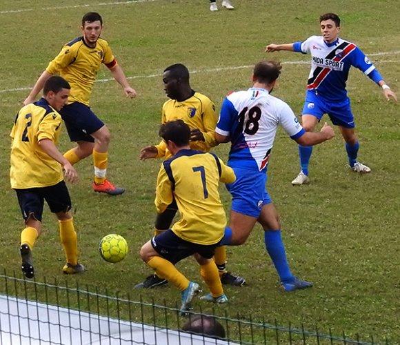Polisportiva B.F. vs Fulgor Fiorenzuola 1-1