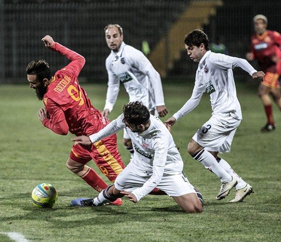 Ravenna Football Club 1913 - Virtus Vecomp Verona: 0-1