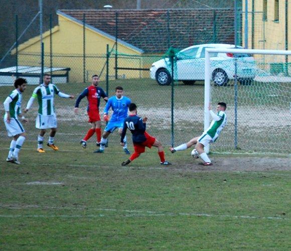 Cantiano - Osimo Stazione 1- 0