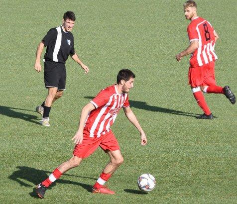 Castelfrettese vs Palombina Vecchia1-3