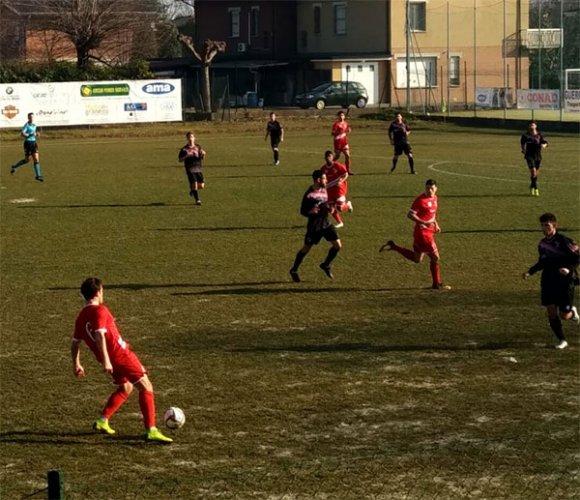 Campagnola vs Correggese 0-3