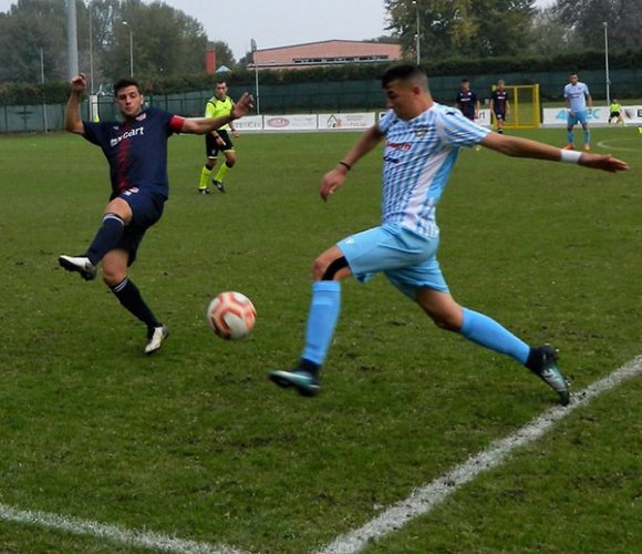 Correggese  vs Vigor Carpaneto 1-1