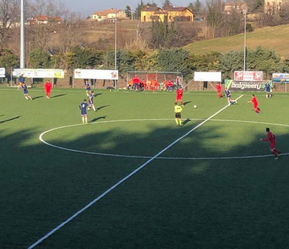 Cupramontana vs Portuali Calcio Ancona 1-0