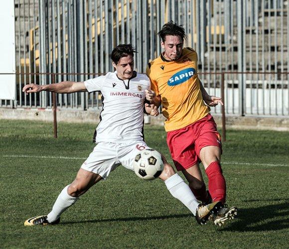 Fano e Ravenna, un goal a testa e tanto equilibrio