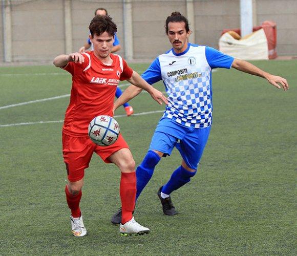 Fiorano vs Castelnuovo 3-1
