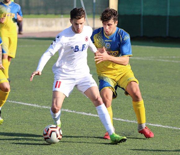Fiorano vs Solierese 1-0