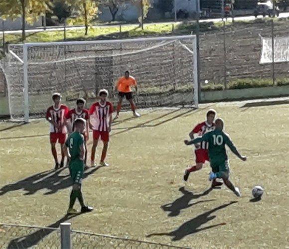 Coppa - CS Loreto vs Chiesanuova 2 – 0