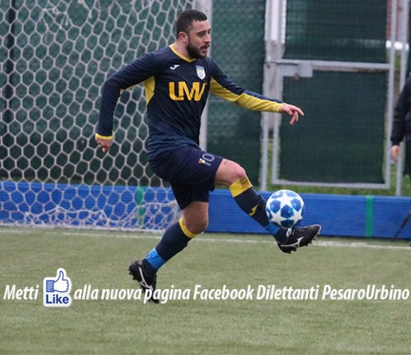 Falco Acqualagna vs Urbino 0-3