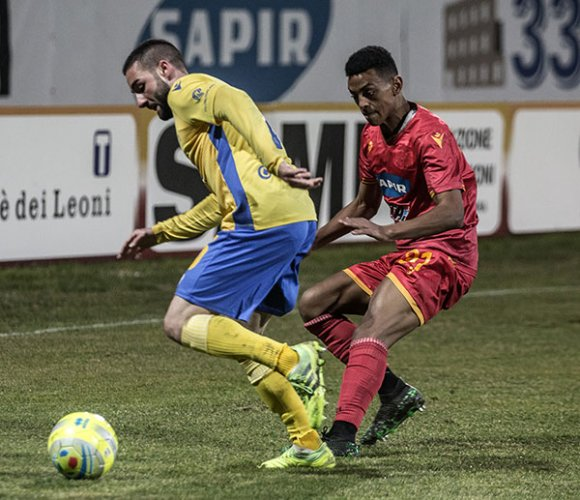 Vis Pesaro vs Ravenna 0-0