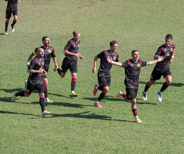 Real Forte Querceta vs Ravenna FC 0-3