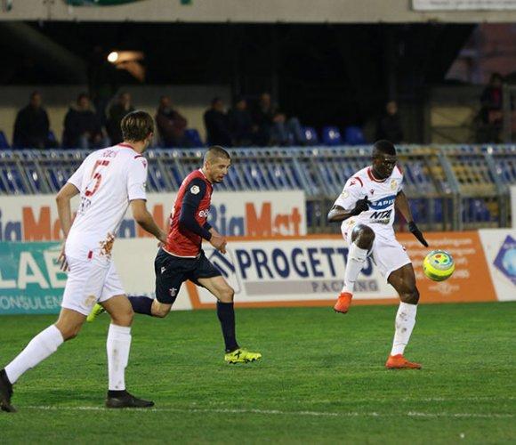 Sambenedettese vs Ravenna 1-2