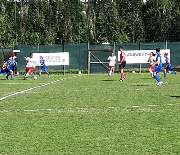 San Paolo/Carpi FC 1909  vs San Marino Academy   1-4