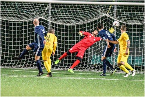 Ritorno quarti di finale di Coppa Titano - Cailungo 0-3 Tre Penne