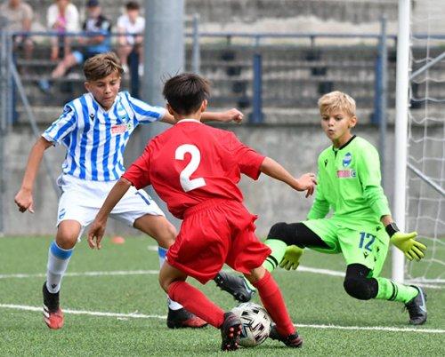Academy San Marino a tutta