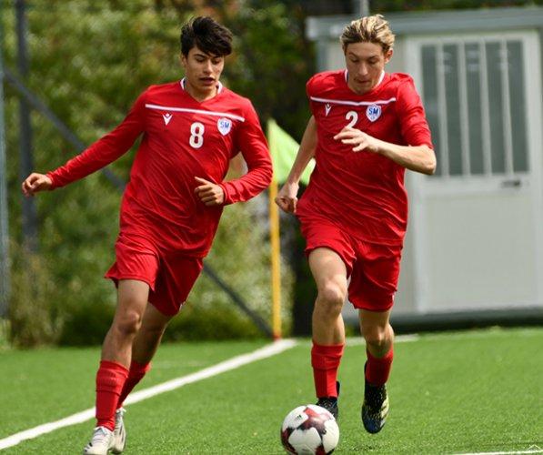 San Marino Academy: esiti delle gare giocate nel fine settimana