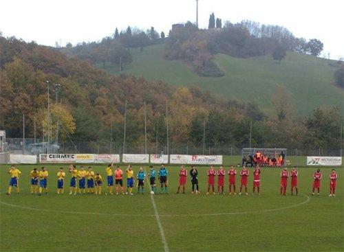 Baiso Secchia vs Casalgrandese 0-1