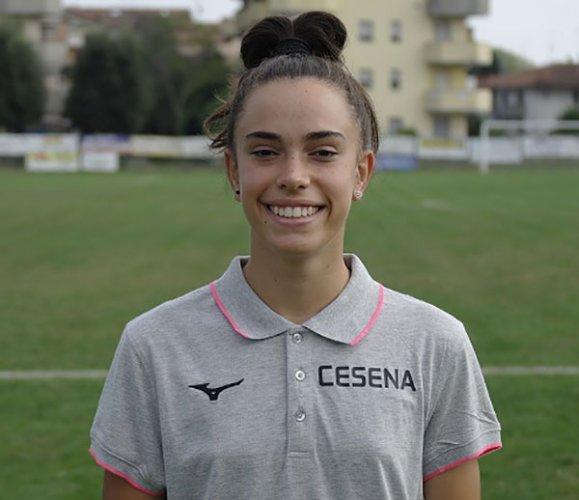 Elena Battistini (Cesena FC), convocata in nazionale Under 16