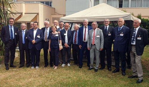 Premiati a Roma i Benemeriti dell'Emilia Romagna