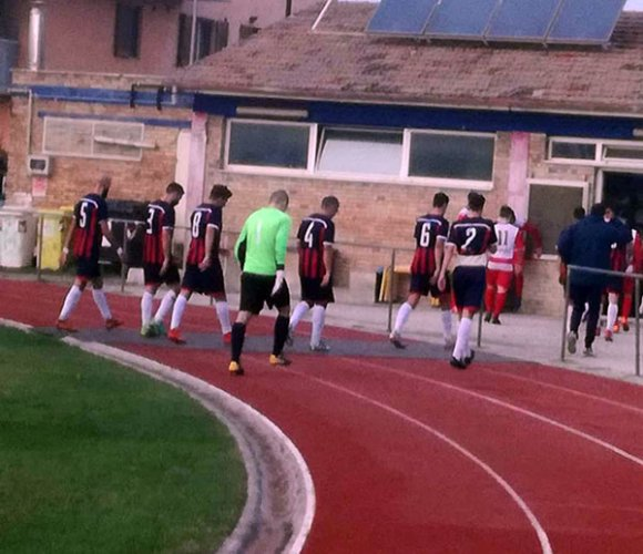 Biagio Nazzaro vs Mondolfo  2-1