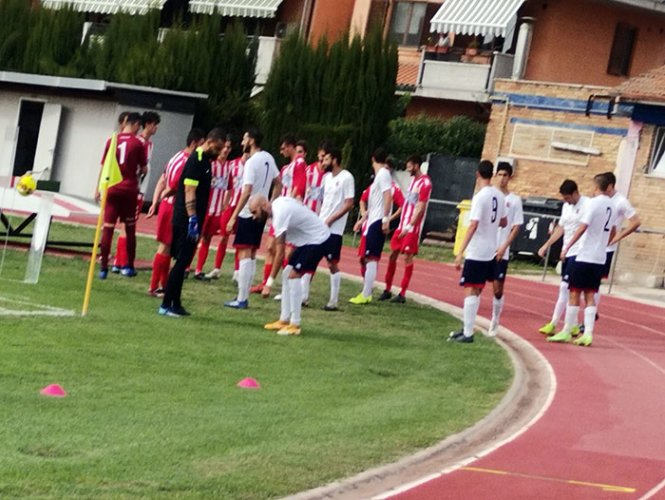 Biagio Nazzaro vs Urbania 0-0