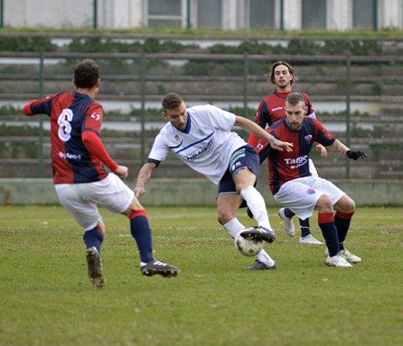 Sant'Agostino vs Faenza 1-4