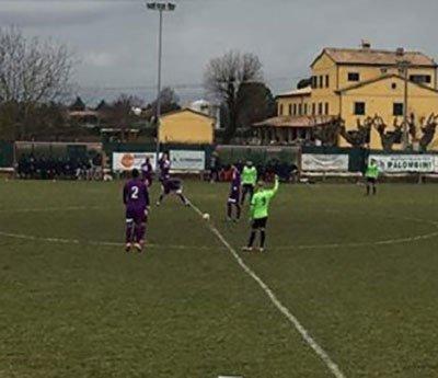 Borgo Minonna vs Portuali Ancona 1-1