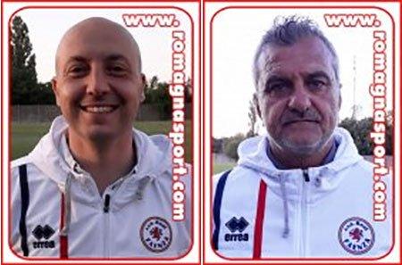Real Faenza: confermati Bravi Enrico  e Petrini Gianluca