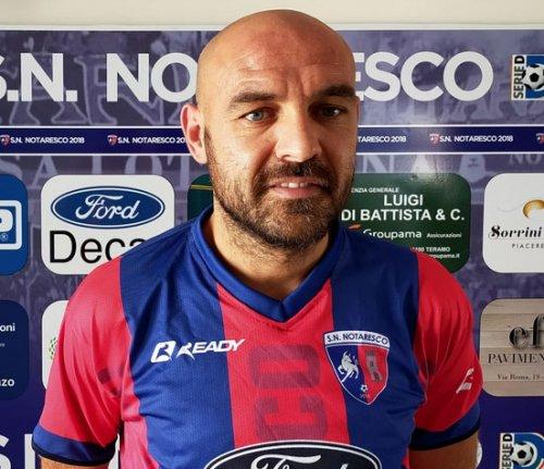 Alessandro Bruno è un il neo atleta del SN Notaresco